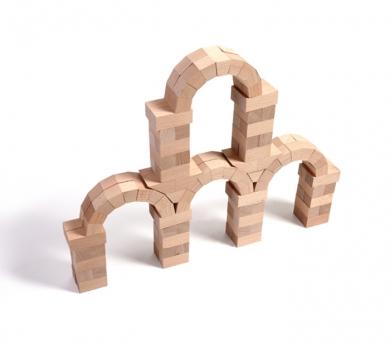 Construcción de arcos