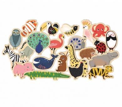 Animals imantats Magnimo