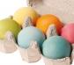 Bolas tonos pastel Grimm's