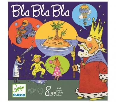 Juego para crear historias bla bla bla
