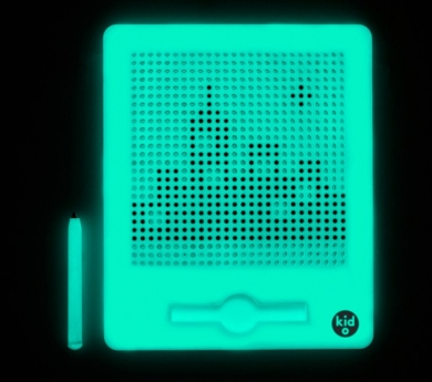 Magnatab fluorescente