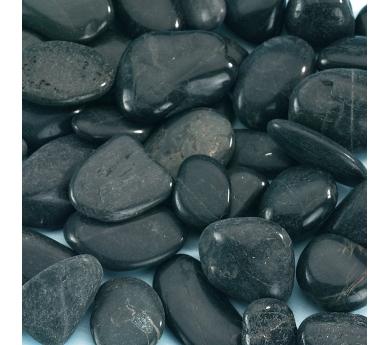 1 kg. de piedras negras