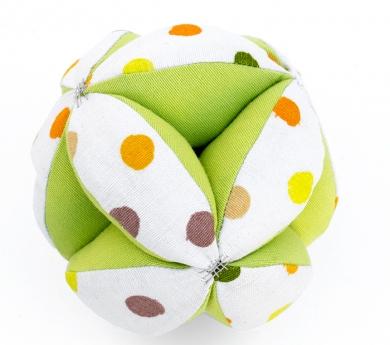 Pilota Montessori topos verdes