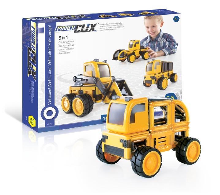 Power Clix Vehículos de construcción
