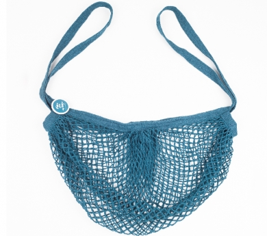 Bolsa de red Fun Bag azul