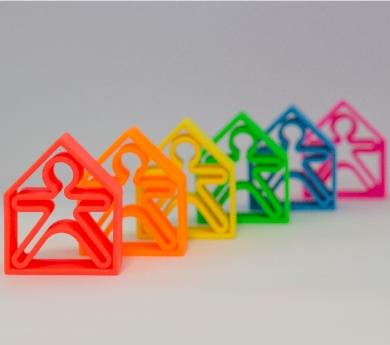 12 piezas silicona Dëna