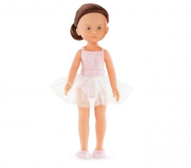 Conjunto personalizable de bailarina para muñeca Chloe