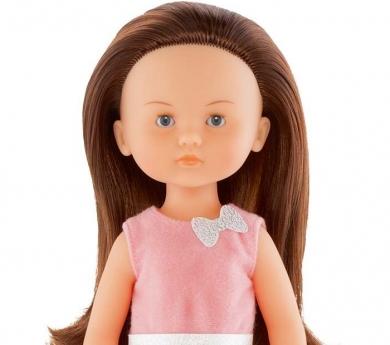 Muñeca con vestido personalizable Chloe