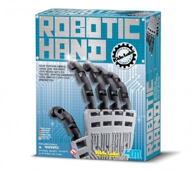 Construye una mano robótica