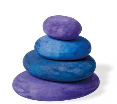 Piedras de madera púrpura Edición Limitada