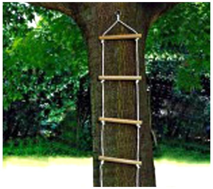 Escalera de cuerda jugar i jugar - Escaleras de cuerda ...