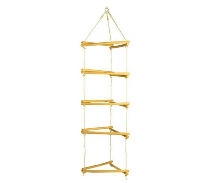 Escalera de cuerda triple - Escalera de cuerda ...