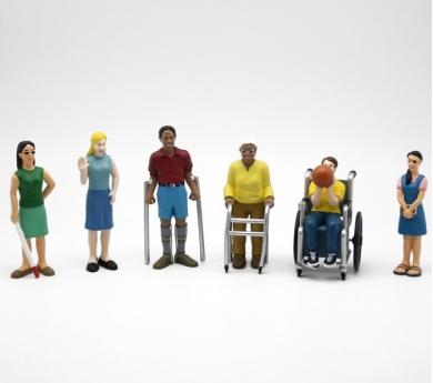 Personatges amb Discapacitats