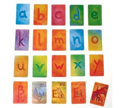 Cartes d'Alfabet