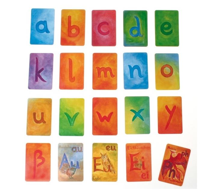 Cartas del Alfabeto