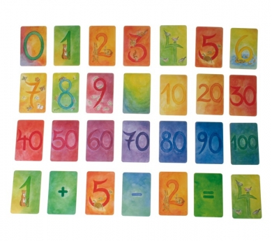 Cartas Numéricas: Decenas