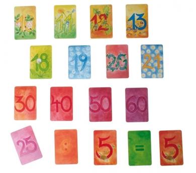Cartas Numéricas: Complemento