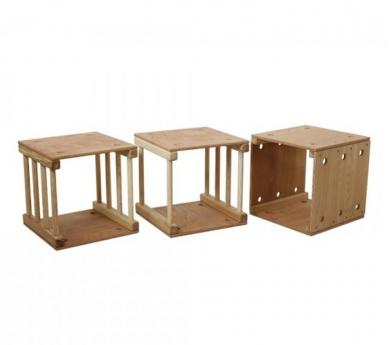 Laberinto pequeño (3 piezas)