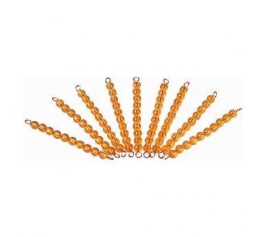 Perlas Doradas - Barras de 10