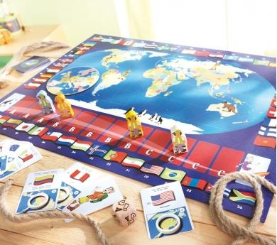 Juego de los Países del Mundo