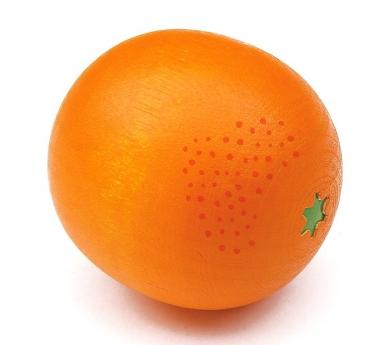 Naranja de madera