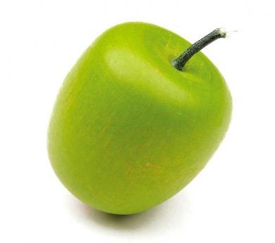 Manzana Golden de madera