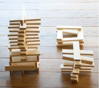 Planxes de Fusta per a Construccions (60p)