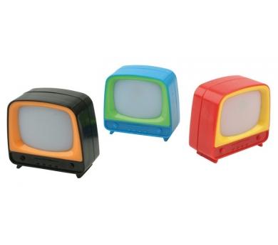 Mini TV con diapositivas