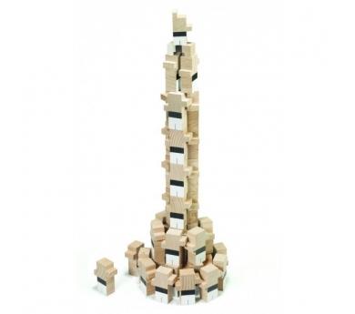 Juego de Castellers 40 piezas