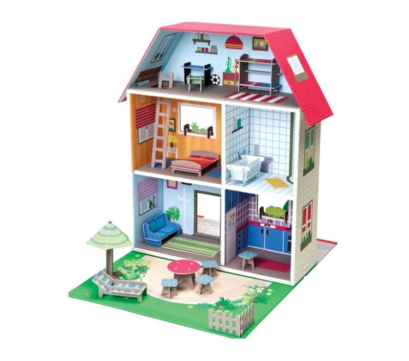 Casa de muneca con muebles 20170814173707 for Muebles casa de munecas
