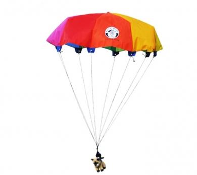 Súper paracaídas