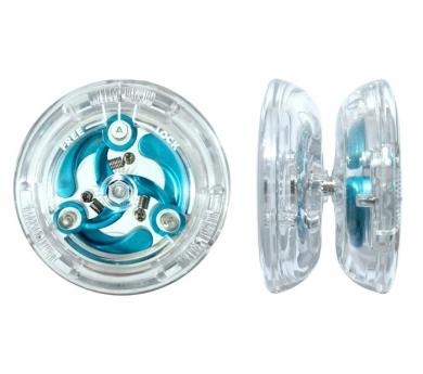 Io-Io [Jo]2 Triple Action Crystal