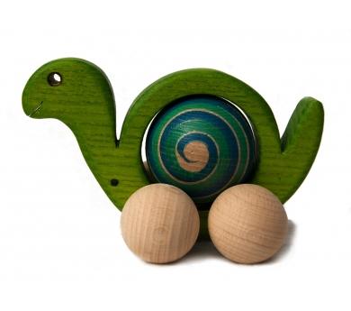 Arrastre tortuga