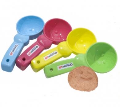 Pala para helados de arena
