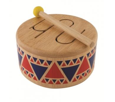 Tambor de fusta