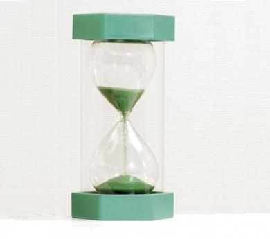 Reloj de arena 1 minuto