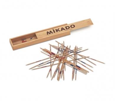 Mikado de madera