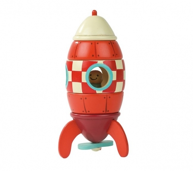Cohete magnético