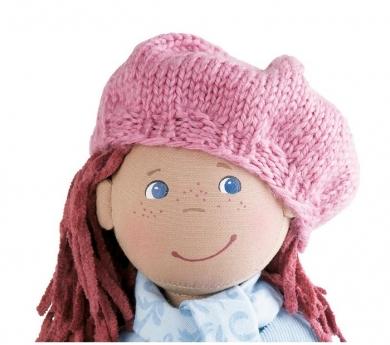Muñeca de tela Charlotte