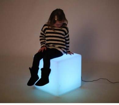 Cubo de luz