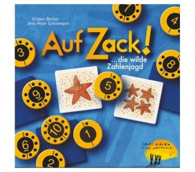 Memori de sumas Auf Zack