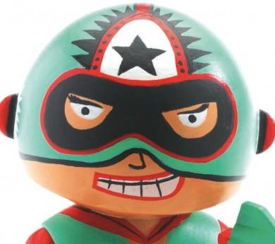 Muñeco superhéroe Starboy