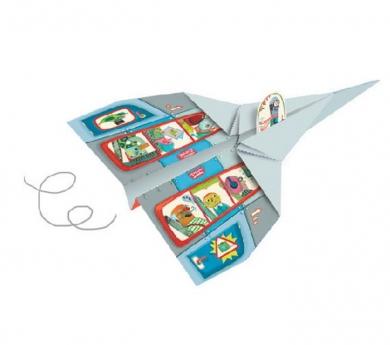 Papiroflèxia origami avions