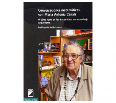 Conversaciones matemáticas con Ma. Antònia Canals