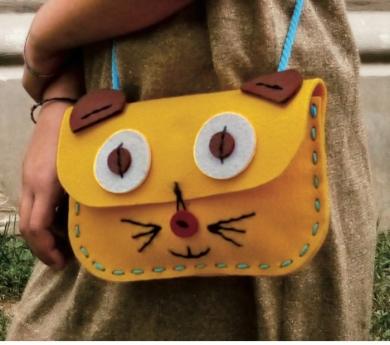 Kit para hacer un bolso