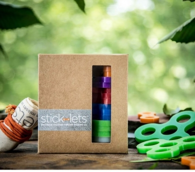 Stick-lets 18 piezas