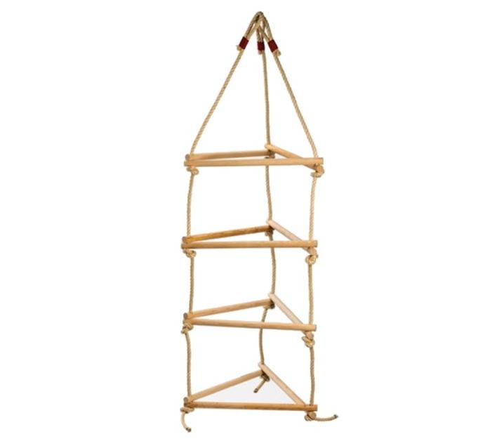 Escalera de cuerda triple premium - Escaleras de cuerda ...