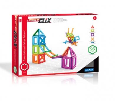 Juego magnético Clix 26 piezas