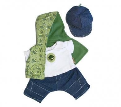 Conjunto de ropa para muñecos Rubensbarn de 36 cm.