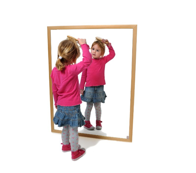 Espejo de seguridad para ni os for Espejos para ninos